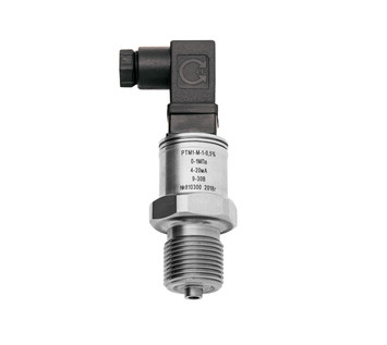 Microelectronic pressure transmitters PTM-M series